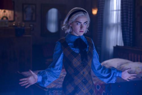 'Las escalofriantes aventuras de Sabrina - Parte 2' acentúa sus elementos terroríficos y olvida los guiños juveniles