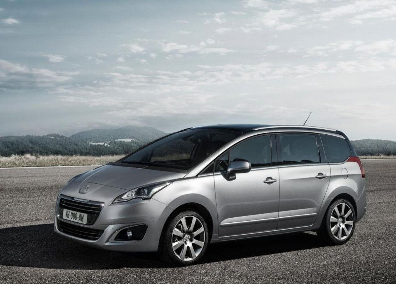 Foto de Peugeot 5008 2014 (1/9)