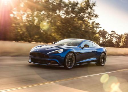 El próximo deportivo de motor central de Aston Martin podría llamarse Vanquish