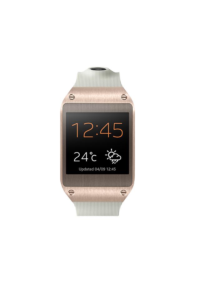 Foto de Samsung Galaxy Gear en imágenes (5/8)