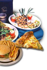 El peligro del fast food