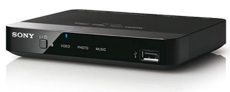 Sony SMP-U10, un reproductor para el salón poco funcional