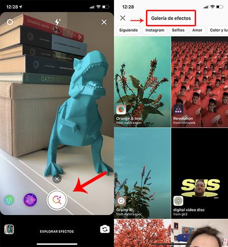 Como Buscar Filtros Para Stories En Instagram