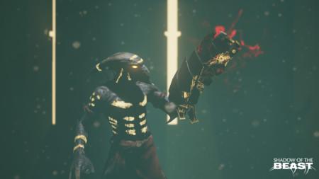 Violencia y sangre a raudales en el tráiler de lanzamiento de Shadow of the Beast