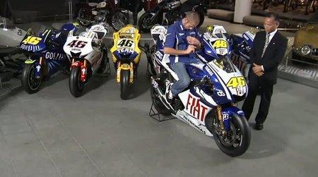 Valentino Rossi y Masao Furusawa: repaso de la colaboración con Yamaha