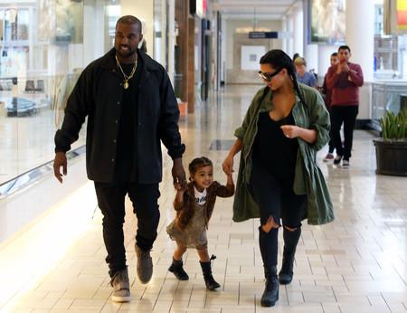 kim kardashian kanye west gemelos embarazo