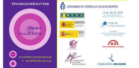 Convenio de microcréditos para mujeres emprendedoras y empresarias