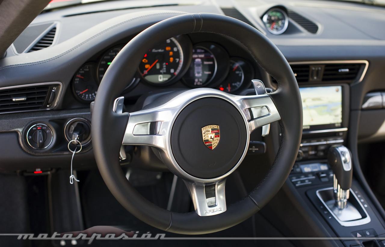 Foto de Porsche 911 Turbo (prueba) (26/33)