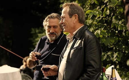 Robert De Niro y Tommy Lee Jones en