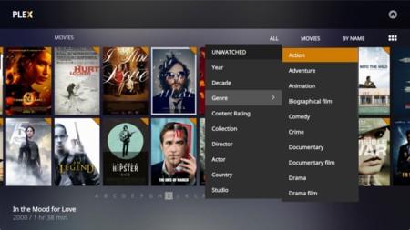 Plex Media Player 4