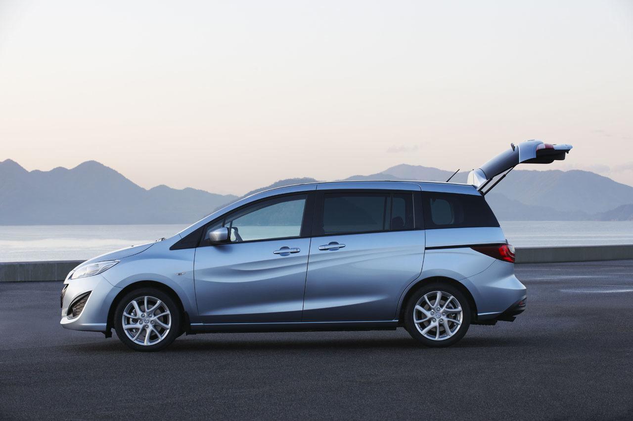 Foto de Mazda5 2010 (63/121)