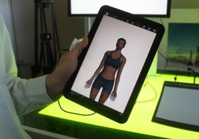 Google Body llega a Android Market (para Tablets)