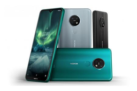 El Nokia 7.2 empieza a recibir la actualización a Android 10