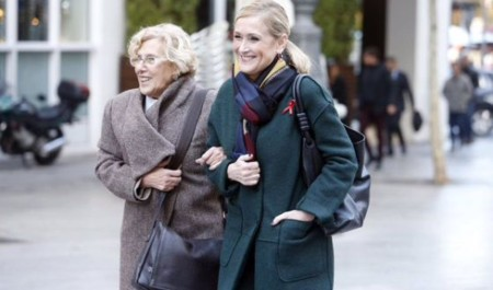 Cifuentes Y Carmena City Madrid