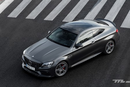Probamos el Mercedes-AMG C 63 S Coupé: 510 CV de visceralidad para un deportivo que emociona