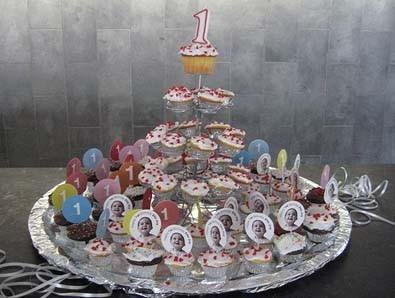Una tarta de cumpleaños original