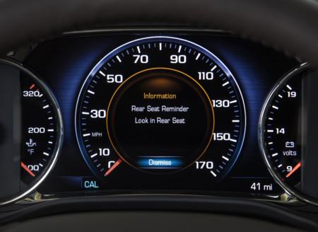 GMC ayudará a los que olvidan a sus hijos en el auto a ser mejores padres