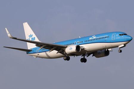 Klm Boeing 737 800