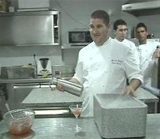 Dani García nombrado Mejor Cocinero de España y de Europa de 2006