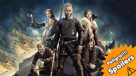 'Vikings', como la seda