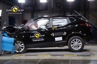 Nissan Qashqai 2014, cinco estrellas EuroNCAP