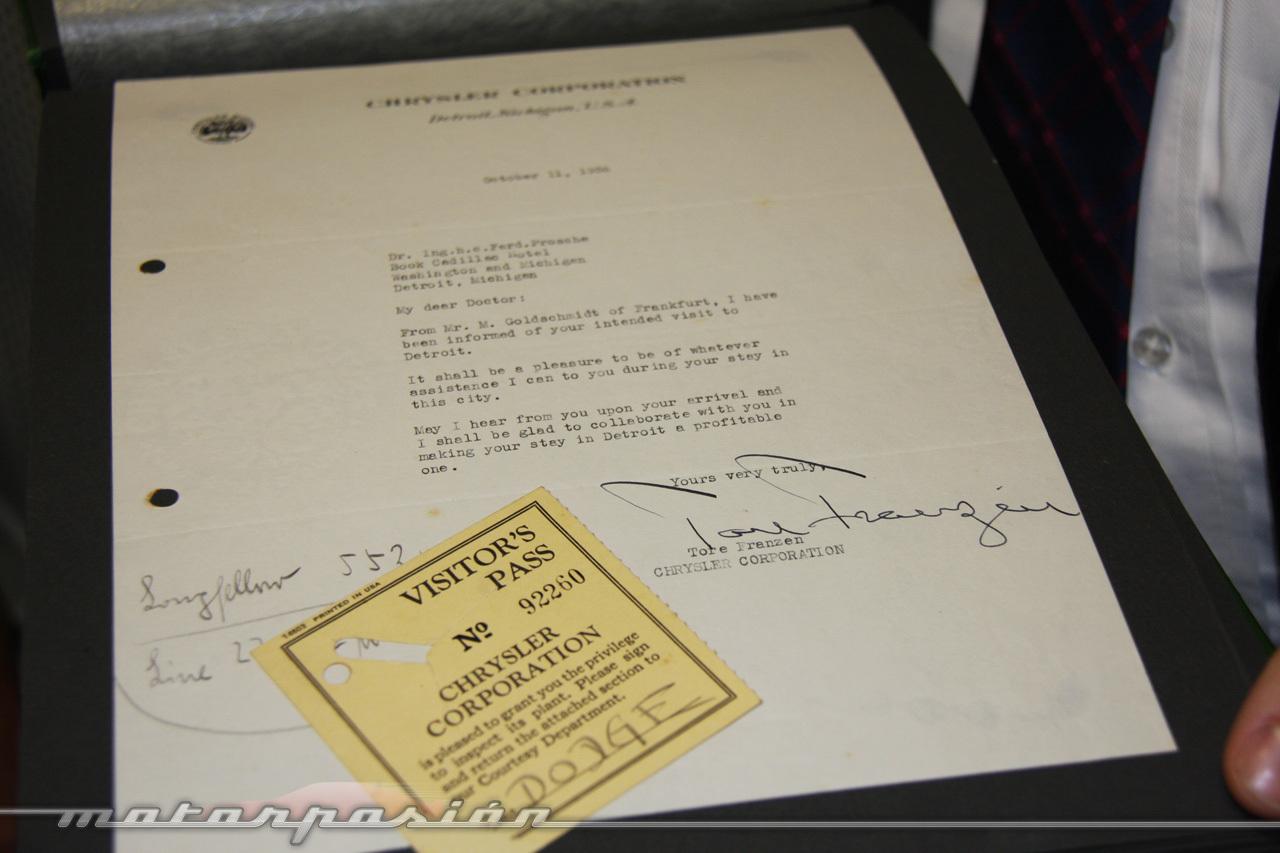 Foto de Museo Porsche: los archivos históricos (9/25)