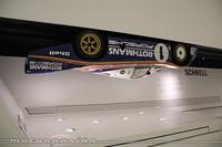 Porsche 935. ¿Qué hace dado la vuelta?