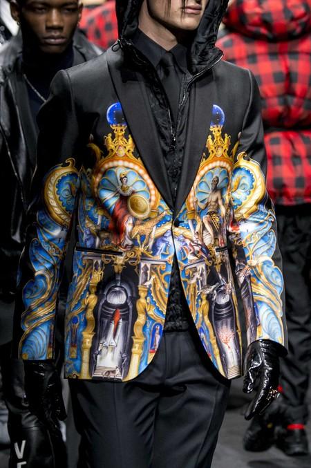 El drama del arte barroco se apodera de los looks más elegantes y deportivos de este invierno