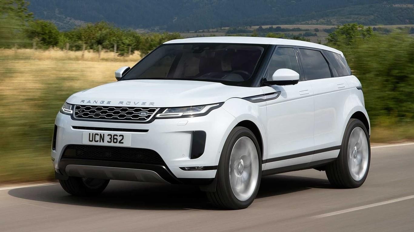 2021 Range Rover Evoque Xl Exterior and Interior