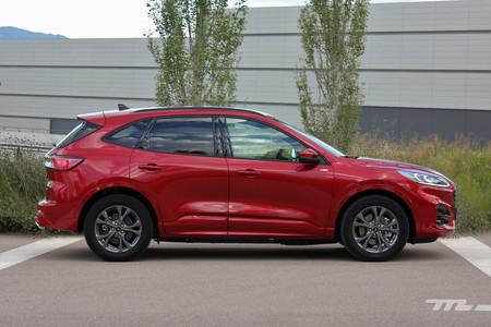 Ford Kuga 2020 Prueba 270