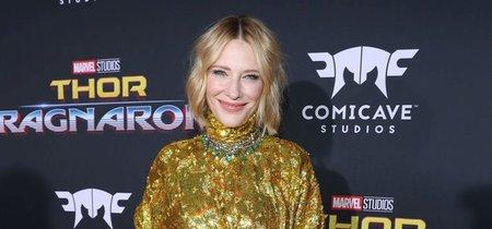 """""""A todas nos gusta estar sexy pero eso no significa que queramos follarte"""". Cate Blanchett. Diosa."""
