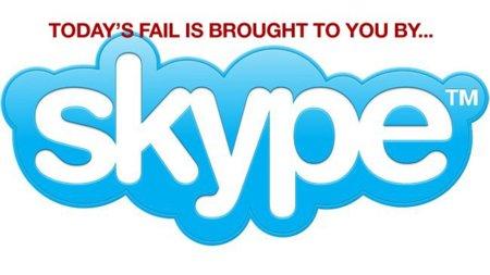 Skype se recupera lentamente de una caída a nivel mundial