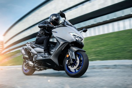 El Yamaha TMAX 560 vuelve a la carga con el motor más potente de su historia: 46,5 CV