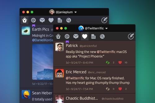 Ya está disponible Twitterrific para macOS: así ha renacido un clásico de la Mac App Store