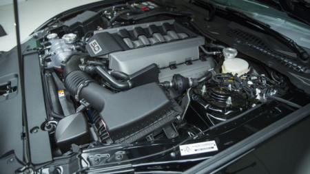 Ford Shelby Gt H Hertz motor