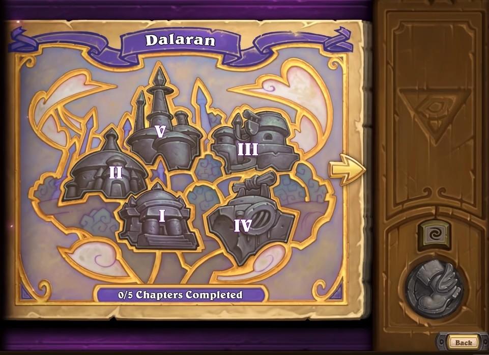 Golpe en Dalaran es la nueva aventura de Hearthstone y la primera de pago desde hace tres años