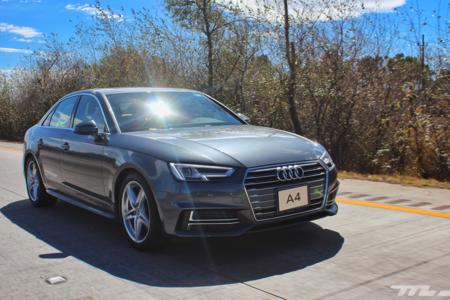 Manejamos el Audi A4 2017 y comprobamos que lo bueno ha sido mejorado