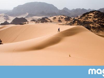 Hace no tanto, el Sáhara estaba lleno de vegetación. Y puede que los humanos creáramos el desierto