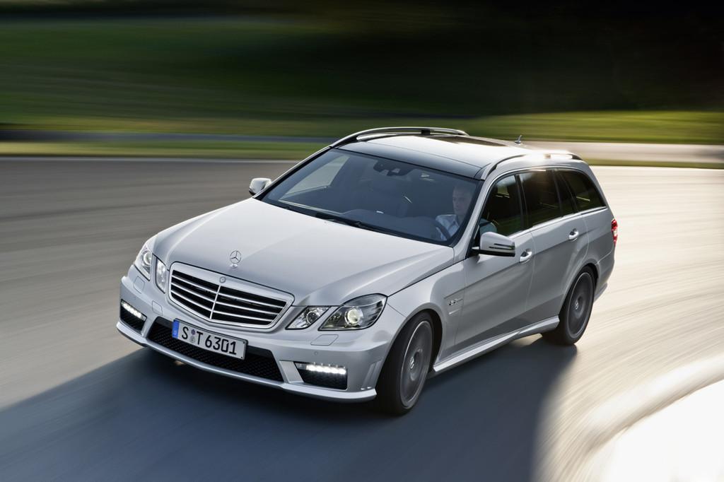 Foto de Mercedes-Benz E 63 AMG Estate (1/20)