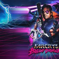 En noviembre Ubisoft te lleva a los 80 de la manera más explosiva regalando Far Cry 3 Blood Dragon para PC
