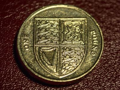 Así está cayendo la libra desde el Brexit