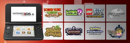 Nintendo 3ds Estrena Promocion Compra Tres Juegos Y Descarga Otro