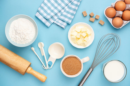 Ingredientes de Reposteria