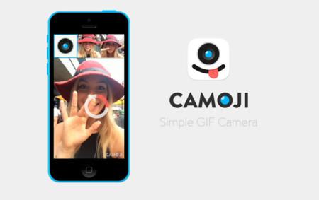 Crea tus propios GIFs animados y compártelos en iMessage con Camoji