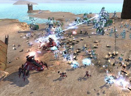 'Supreme Commander 2'. Descarga ya su demo por Steam