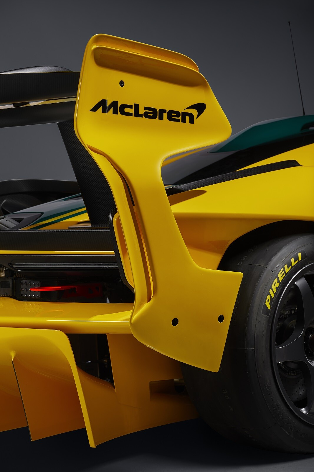 Foto de McLaren Senna GTR LM (40/48)