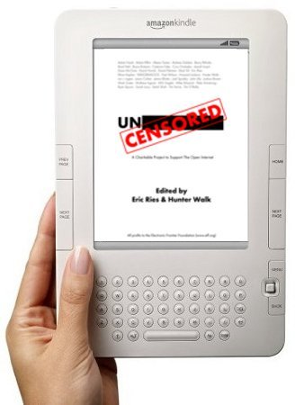 'Uncensored', la #SOPA y la #PIPA ya son un libro
