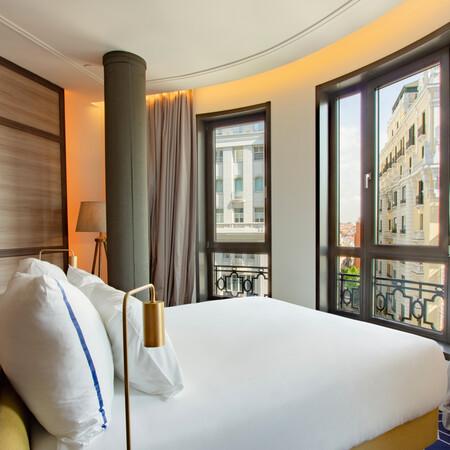 Pestana Cr7 Gran Via Madrid Room