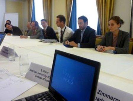 """ACTA / Zimmermann (la Quadrature): """"los negociadores no están capacitados y desprecian Internet"""""""