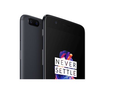 Ya disponible el OnePlus 5 'slate grey' con 8 GB de RAM y 128 GB